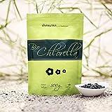 VivaNutria Bio Chlorella Presslinge 500g | aus kontrolliert biologischem Anbau I 2000 Chlorella Tabletten ohne Zusätze - rein & natürlich I schonend verarbeitet | Rohkostqualität | vegan