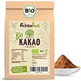 Kakao Pulver Bio (250g) Kakaopulver Rohkost stark entölt (11% Fett) zuckerfrei
