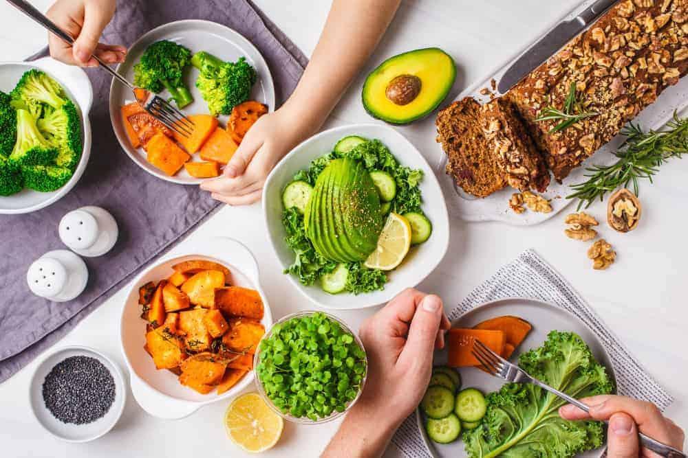 Entgiftung im Alltag anregen gesunde Ernährung