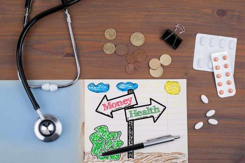 Gesundheit und Geld