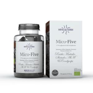 Mico Five Heilpilz Extrakt