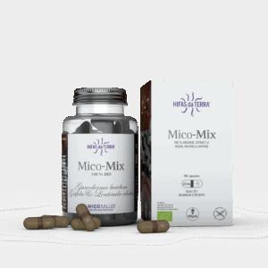 Mico-Mix Heilpilz Extrakt von Hifas da Terra mit Reishi Shiitake Maitake