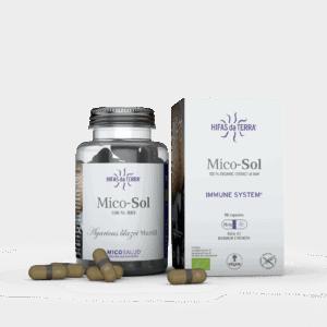 Mico Sol Mandelpilz Extrakt von Hifas da Terra